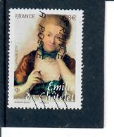 1 - Emilie Du Chatelet - France