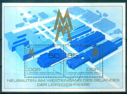 DDR 1989 / MiNr.   Block 99    O / Used   (s363) - DDR