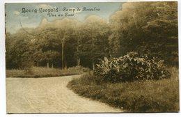 CPA - Carte Postale - Belgique - Bourg Léopold - Camp De Béverloo - Vue Au Parc - 1914  (M7382) - Leopoldsburg (Kamp Van Beverloo)