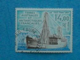 T.A.A.F Timbre Oblitéré N° 169 - Tierras Australes Y Antárticas Francesas (TAAF)