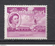 Maurine, Mauritius, Usine De Sucre, Sugar Factory, Élizabeth II - Alimentation