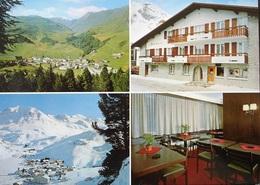 BIVIO Hotel Chasa Seraina Bes.: W. Wettstein-Fasciati - GR Grisons