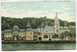 CPA - Carte Postale - Belgique - Dinant - L'Hôtel De Ville Et La Poste - 1914  (M7383) - Dinant