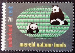 Pays Bas Nederland 1984 Animal Panda WWF Yvert 1227 ** MNH - Ungebraucht