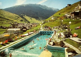 BAD-VALS Thermal-Schwimmbad Wellenbad - GR Grisons