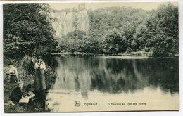 CPA - Carte Postale - Belgique - Aywaille - L'Amblève Au Pied Des Ruines (M7384) - Aywaille