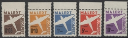 Malért Hungarian Airline Packet Parcel Stamp 1930 HUNGARY Air Mai Par Avion MNH Airplane Aircraft - Airmail
