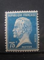 FRANCE   N° 177 NEUF AVEC TRACE DE CHARNIERE - France