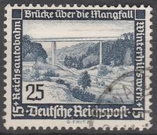 Deutsches Reich    .    Michel    .    641      .       O        .      Gebraucht - Gebraucht