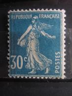 FRANCE   N° 192 NEUF AVEC TRACE DE CHARNIERE - France