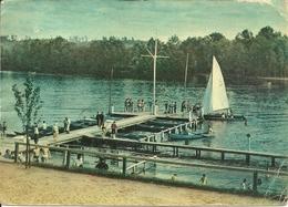 Ruciane (Polonia) Nad Jeziorem Nidzkim, On Lake Nidzkie, Au Bord Du Lac Nidzkie, Pontile Sul Lago Nidzkie - Polonia