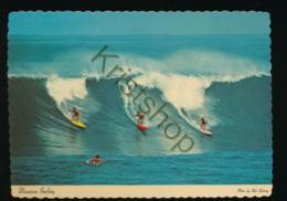 Hawaian Surfing [AA32 1.718 - Big Island Of Hawaii