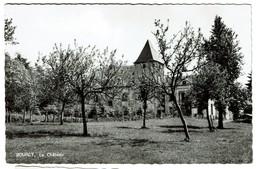 Bastogne - Bourcy - Le Château - Edit. Maison Dodion - 2 Scans - Bastenaken