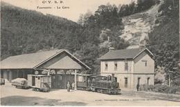 38 Fourvoirie La Gare  Cie V S B  TBE - France