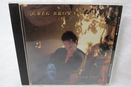 "CD ""Greg Brown"" Dream Café - Country & Folk"