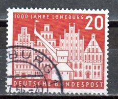Bund 1956 MI. 230 Lüneburg Gestempelt (pü2805) - BRD