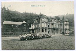 CPA - Carte Postale - Belgique - Tilff - Château De Sainval - 1913 (M7389) - Esneux