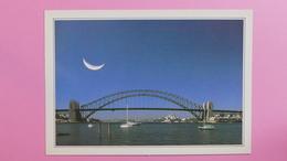 AUSTRALIA - SYDNEY - Port Jackson - Géographie