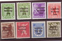 SBZ Nr. 200/06**(T 10858) - Zone Soviétique
