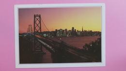 USA - SAN FRANCISCO - Le Pont De Golden Gate - Géographie