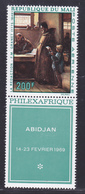 MALI AERIENS N°   64 ** MNH Neuf Sans Charnière, TB (D8633) Exposition Philexafrique, Tableau - 1968 - Mali (1959-...)