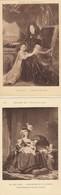 9189- N°. 3 CARTOLINE-MARIA ANTONIETTA-MADAME DE MAINTENON-CORNELIA VETTERLEIN -FP - Donne Celebri