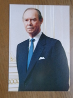 Grand Duc Jean De Luxembourg -> Ne Pas écrit - Famille Grand-Ducale