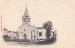 LEIGNEUX  Près BOEN  L'Eglise - France