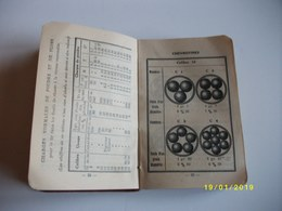 Agenda Du Chasseur 1936-1937 Vierge - Cultura