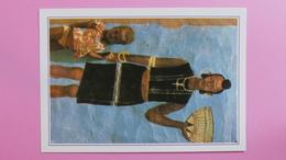 NIGER - Zinder - Peinture Murale - Géographie