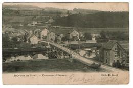 Souvenir De Hony - Commune D'Esneux - Circulée - Edit. E.C. 49  - 2 Scans - Esneux