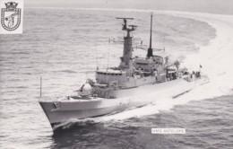 HMS ANTELOPE - Warships