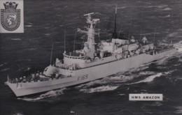 HMS AMAZON - Warships