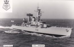 HMS HERMIONE - Warships
