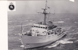 HMS FAWN - Warships