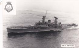 HMS  ARETHUSA - Warships
