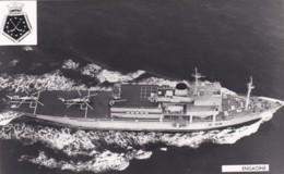 HMS  ENGADINE - Warships