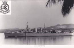 HMS  MANXMAN - Warships