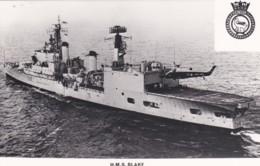 HMS  BLAKE - Warships