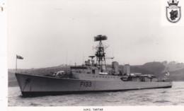 HMS  TARTAR - Warships