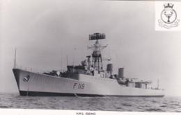 HMS  ESKIMO - Warships