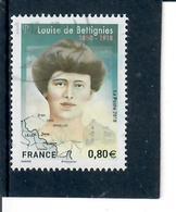 2-france 2018 Louise De Bettignies-cachet Rond - France
