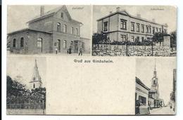 Gruss Aus GIMBSHEIM - Kräuter éditeur 1919 - Altri