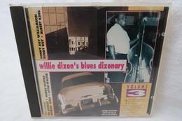 """CD """"Willi Dixon's Blues Dixonary"""" Volume 3 - Blues"""