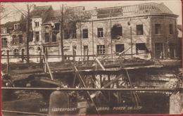 Lier Lierre Lisp Lisperpoort Porte De ZELDZAAM (In Zeer Goede Staat) 1916 - Lier