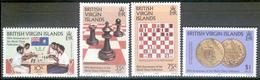 1984 British Virgin Islands Chess MNH ** - Schaken