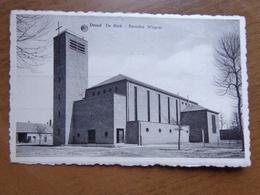 Dessel, De Kerk - Parochie Witgoor --> Beschreven - Dessel