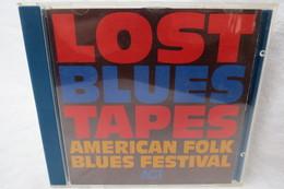 "CD ""Lost Blues Tapes"" American Folk Blues Festival, Vol. 1 - Blues"