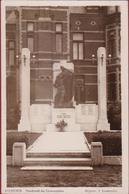 Ekeren Eeckeren Fotokaart Standbeeld Der Gesneuvelden WW1 WWI World War ZELDZAAM (In Zeer Goede Staat) - Antwerpen