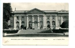 Bruxelles Tervueren - Le Restaurant Malon / Lagaert 404 (1905) - Tervuren
